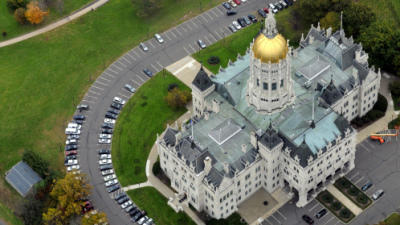 Connecticut Capitol Building