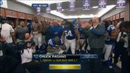 "<span style=""font-size: small;"">INDIANAPOLIS (AP) — Chuck Pagano just wanted to savor the moments Sunday.</span>"