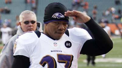 Ray Rice says he wanted to play Sunday, team opted to limit his…
