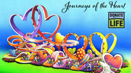 Donate Life Rose Parade Float Honors Robert A. Novak, Jr.