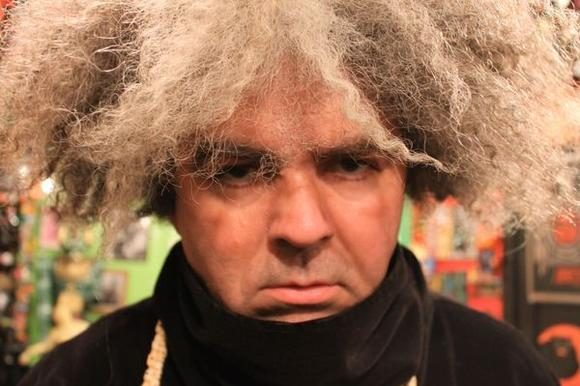 Buzz Osborne of the Melvins