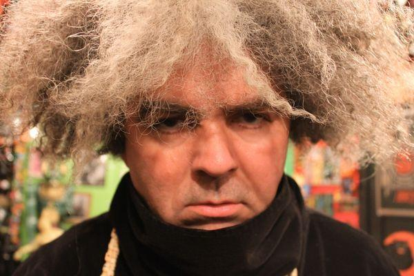 Buzz Osborne of the Melvins. His band will perform with Redd Kross at the Alexandria Hotel in downtown Los Angeles on Monday.