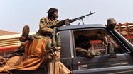 Central African Republic fighting
