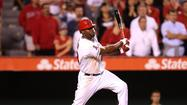 "Former Angels outfielder Torii Hunter is receiving some criticism for his comments <a href=""http://www.latimes.com/sports/la-sp-sports-homophobia-20121230,0,5283191.story"" target=""_blank"">in a story by The Times' Kevin Baxter</a> about homosexuals in sports."