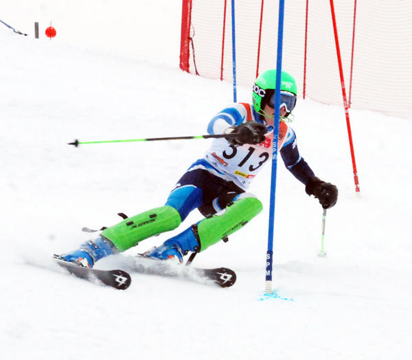 Petoskey junior Gunnar Lundteigen is among a solid group of returners to the hill this season for the Petoskey High School boys skiing team, the two-time defending Division II boys state champion. Last season, Lundteigen finished fourth in slalom and ninth in giant slalom to lead the Northmen to a second-straight state title. The Northmen open a new season on Friday, Jan. 4, at the Marquette Invitational.