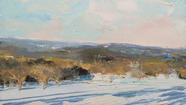 A Winter-Themed Exhibit at Brick Walk Fine Art in West Hartford