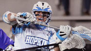 Former Hopkins player Daniello has skull fracture, could miss season