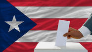 "The news from Puerto Rico after last November's elections could not have been more clear: ""Puerto Rico Approves Statehood,"" crowed the <em>Washington Post</em>. ""Puerto Ricans favor statehood for the first time,"" read the headline on CNN.com. So nothing seemed amiss when students entering a classroom at Capital Community College in Hartford were greeted with a prompt on the blackboard: ""In a recent vote, Puerto Ricans favored U.S. statehood. Please write down your opinion: Should Puerto Rico be a state, an independent country, or stay as is?"""