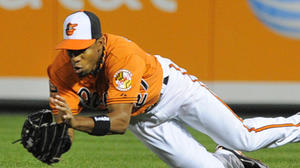 Former Orioles OF Endy Chavez agrees to deal with Royals