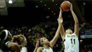 "<span style=""font-size: small;"">NOTRE DAME – The 2012 portion of their schedule ended with an easy blowout win for the Notre Dame women's basketball team.</span>"