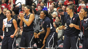 UConn Women's Basketball Team Back In Familiar Place: No. 1 In Country
