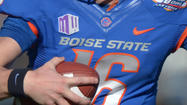 The hits keep coming, not that they are unexpected. Boise State will not be playing football in the Big East next season.