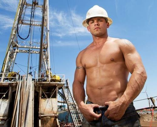 "Cheston--that's a perfect name for this hunk from TruTV's ""Black Gold."" Maybe I should start watching more reality TV."