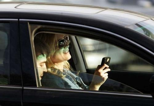 We need apps and phones that prevent us from texting behind the wheel. There are some good anti-texting apps for Android phones, but we need this technology to be more universal--perhaps built into our phones and cars.
