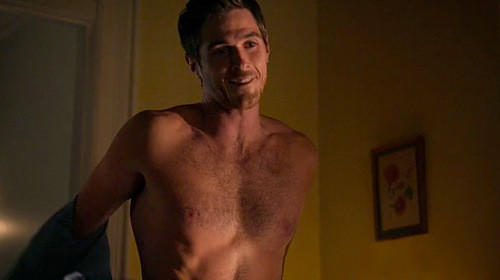 "Dave Annable in ABC's ""666 Park Avenue"""