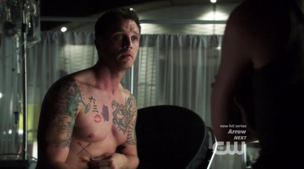 "Devon Sawa in CW's ""Nikita"""