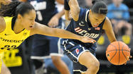 Pictures: No. 1 UConn At Oregon
