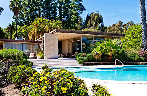 The Art Linkletter estate in Bel-Air sold for $10.6 million.