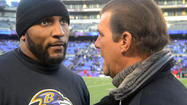 Harbaugh stays quiet on Ray Lewis' status