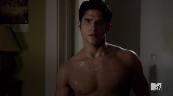 "Tyler Posey in MTV's ""Teen Wolf"""