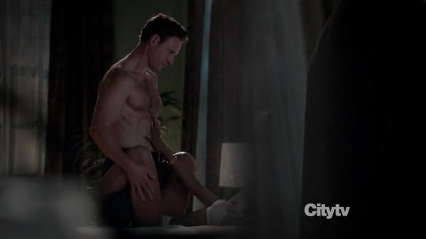 "Tony Goldwyn's still got it, as proven in this scene from ABC's ""Scandal."""