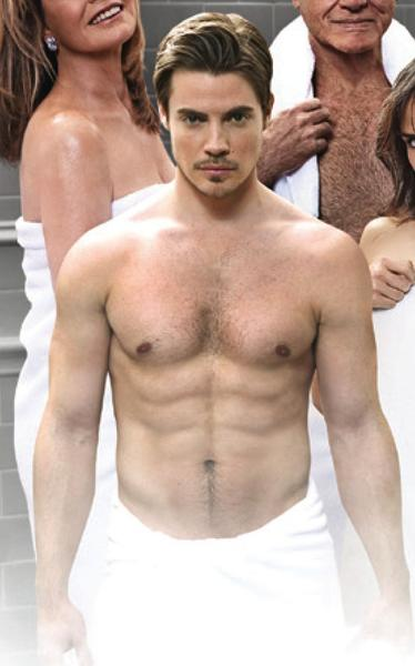 "Josh Henderson in TNT's ""Dallas."""