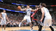 Heat beat the shorthanded Magic 112-110 in overtime | <b>Video</b>