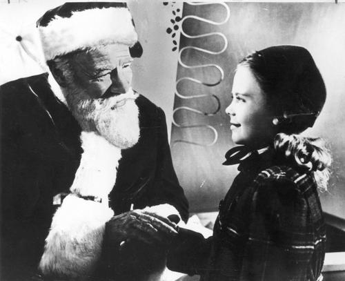 """Along with """"It's a Wonderful Life,"""" this delightful holiday fantasy is one of the top Christmas movies of all time. Ironically, the film, which won three Academy Awards, including one for supporting actor Edmund Gwenn, as the Macy's Santa Claus who insists he's the real deal, didn't open during the yuletide season. This """"Miracle"""" arrived on May 2, 1947. It was 20th Century Fox head Darryl F. Zanuck who insisted it come out during the summer to attract bigger audiences. The studio's promos kept the fact that it was set during Christmas a secret."""