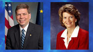 Alaska's U.S. senators say they oppose an executive order that would give members of Congress a pay raise.