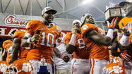 Teel Time: Tajh Boyd brilliant in Clemson's comeback win over LSU; NFL decision next