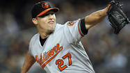 Orioles interested in bringing back reliever Matt Lindstrom
