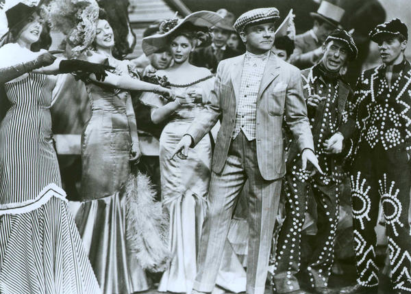 "<b>Musicals:</b> ""Yankee Doodle Dandy,"" pictured here<br><br>
