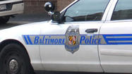 Two men were shot on New Year's Day in Baltimore in the city's first reported gun violence of 2013, police said.