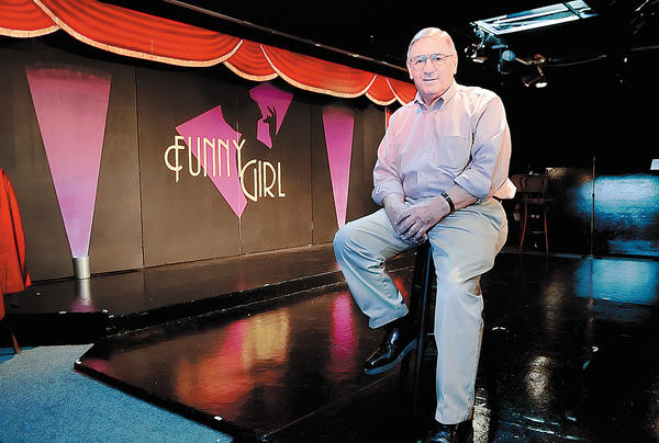 Don Spickler has been a longtime supporter of the Washington County Playhouse and the stage was dedicated in Don's honor, with a plaque posted near it, referring to it as the Donald L. Spickler Stage at the Washington County Playhouse.