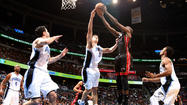 Pictures:  Orlando Magic vs. Miami Heat