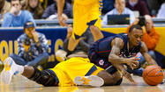 Pictures: UConn Men At Marquette