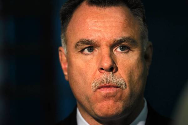 Chicago police Superintendent Garry McCarthy ended up assisting in a weapons arrest early New Year's Day in the Austin District.