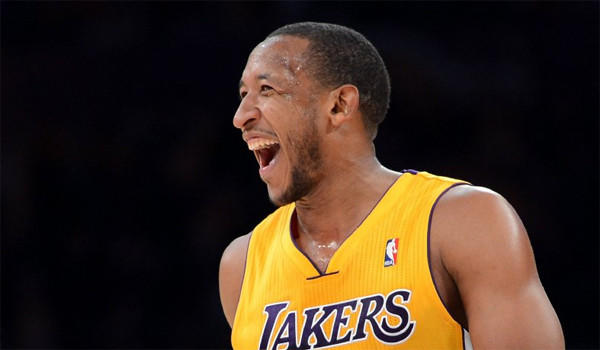 Lakers reserve point guard Chris Duhon played key minutes in relief of injured teammates this season.