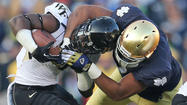 SOUTH BEND, Ind. — Stephon Tuitt believed his sophomore season at Notre Dame had promise, for the usual reasons. He was healthy and experienced. He aimed for double-digit sacks. A full year of college football honed his skills and amplified his natural, comprehensive strength to cartoonish levels.