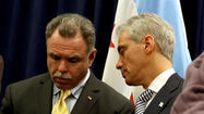 McCarthy and Emanuel back gun control legislation.