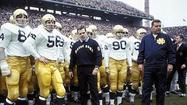 Ara Parseghian won a lot of games at Notre Dame. But the 1973 Sugar Bowl, in which the Irish beat Alabama to claim the national title, is among his very favorites.