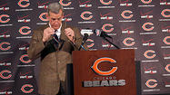 VOTE: Will GM pick the right coach for Bears?