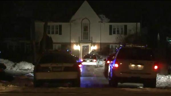 Detectives are investigating criminal activity, which took place at a home in the northeast part of West Hartford.