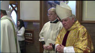 PHOTOS: Retired Bishop D'Arcy