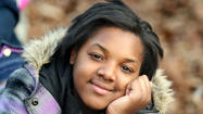 Keanna is a bright, energetic, and loving fourteen-year-old young lady. At times Keanna can be shy, but once she warms up to you she is very talkative.  Keanna enjoys playing games with other children.  She loves singing, dancing, volleyball and her favorite activity is swimming.  She is very interested in music and loves to sing to Rock Band.  Some of her other hobbies include dressing up, crocheting and playing computer games. She loves to watch Tyler Perry movies, and in general loves comedy films. Keanna is extremely smart and does very well in school.  Keanna loves interacting with peers and makes friends easily.  She can be sweet and very helpful around the house, mostly she enjoys helping prepare dinner.  She enjoys the outdoors and riding her bicycle. Keanna would like a home with other children so that she would have playmates; however, she states that she would not mind being an only child either. If there are other children in the home, she prefers them to be close to her age or older.  Keanna has siblings that she would like to continue to have contact with. Keanna enjoys lots of attention. Financial assistance may be available for adoption-related services.