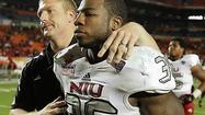 Orange Bowl photos: NIU loses 31-10