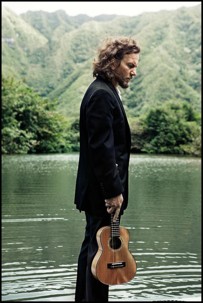 EDDIE VEDDER, BROWARD CENTER FOR THE PERFORMING ARTS, FORT LAUDERDALE, NOV. 30-DEC. 1 We all knew the Pearl Jam frontman could sing, but in this pair of concerts in Fort Lauderdale, in which a euphoric Vedder was joined onstage by Irish singer-songwriter Glen Hansard and Miami's own Cat Power, he proved that he's a remarkable musician as well. He delivered a 30-song romp through his solo and Pearl Jam catalogs while creating a gigantic sound using only electric and acoustic guitars, ukuleles, mandolins and a well-traveled drum box, all of which he played himself. -- Jake Cline