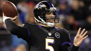 <em>Each Wednesday, blogger Matt Vensel will highlight five statistics that really mean something for the Ravens.</em>