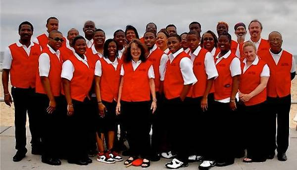 St. Luke's Steel Band performs Sunday, 4 p.m., at First Congregational Church in Guilford.