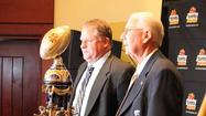 Photos: Coaches talk about Fiesta Bowl